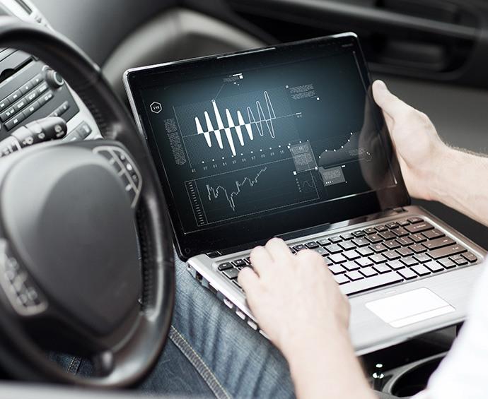 Diagnosi computerizzata veicolo