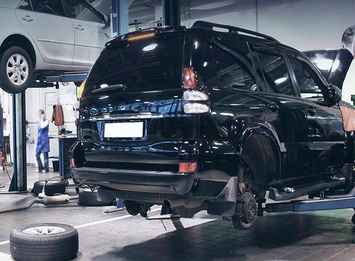 Manutenzione veicolo